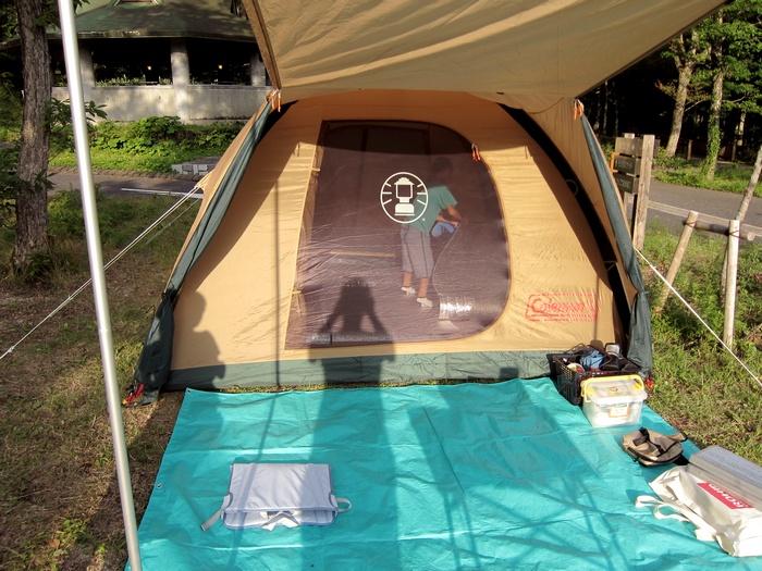 キャンプ 20100815