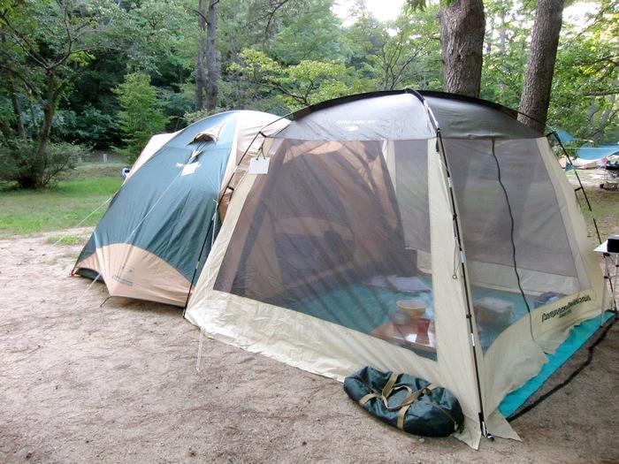 キャンプ 20100919