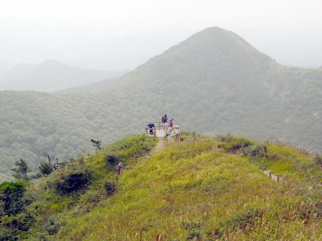 ハイキング 20090921